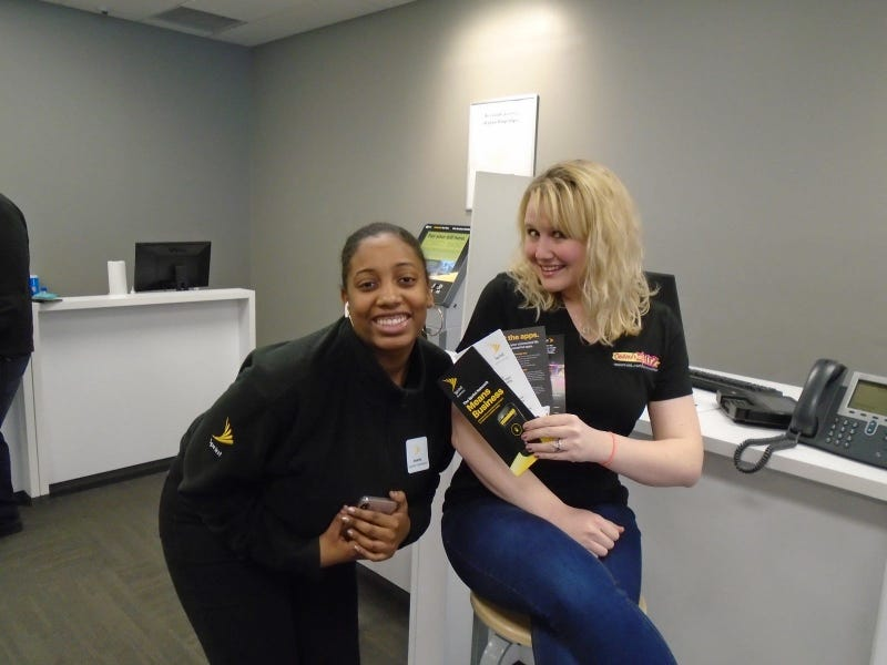 Chelsea at Sprint in South Euclid
