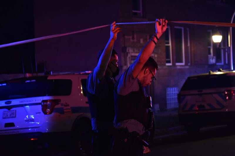 Teen boy among 4 killed in Englewood shooting that injured 4 others: police