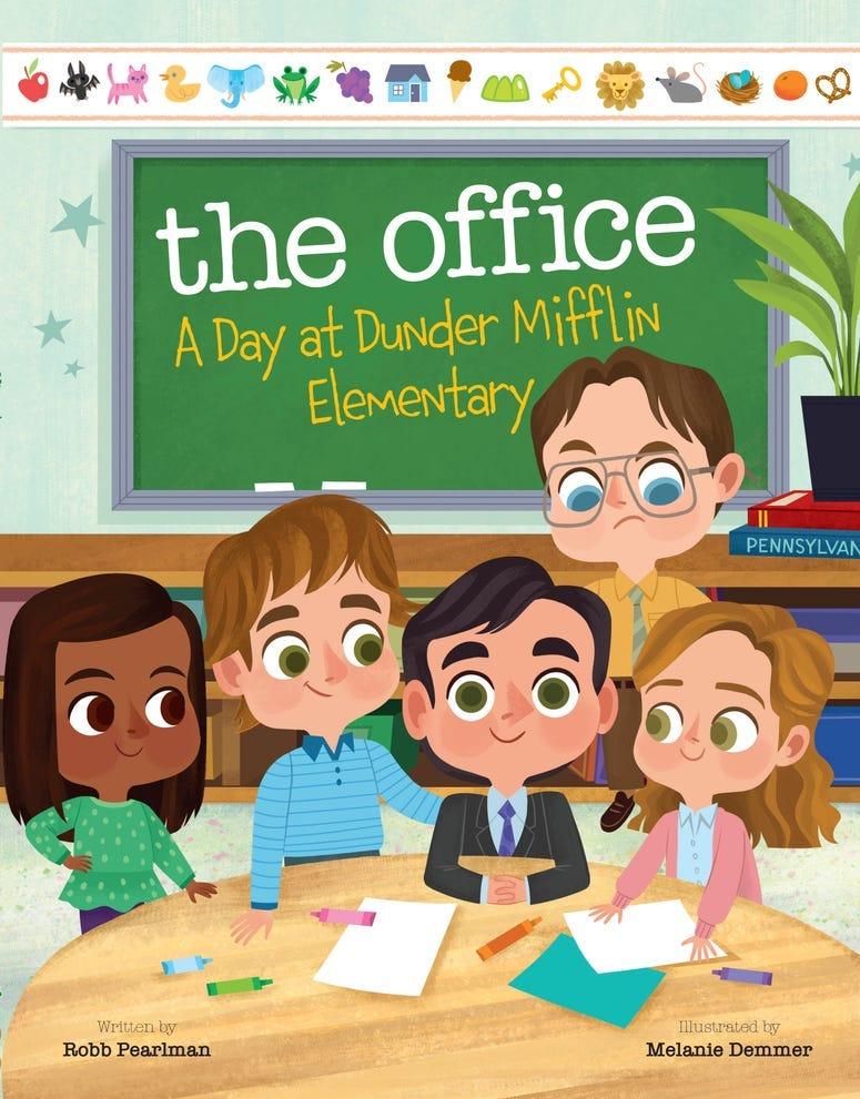 Dunder Mifflin, The Office, Children's Book