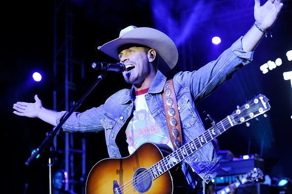 Dustin Lynch, Country Music, New Song, Jimmy Kimmel Live