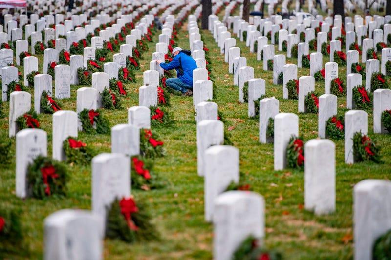 Arlington National Cemetery Wreaths Across America