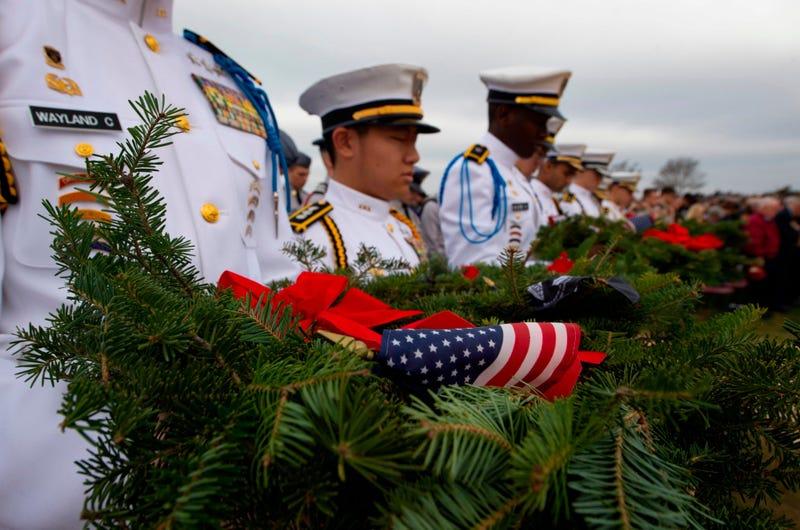 San Diego Wreaths Across America