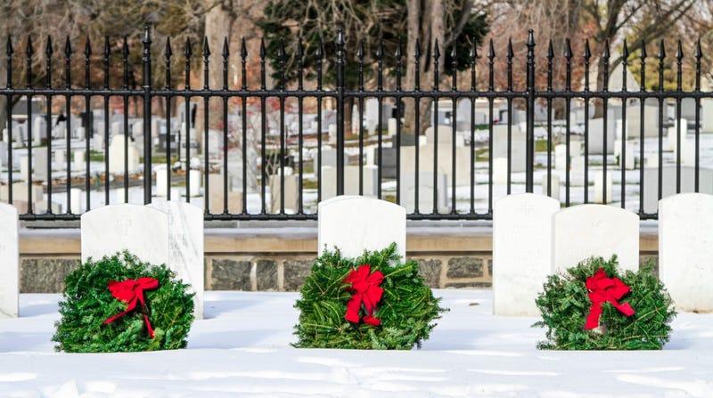 West Point Wreaths Across America