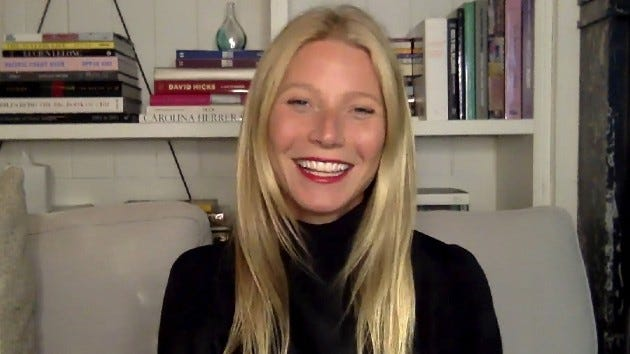 Gwyneth Paltrow says her teenage son is having a hard time adjusting to quarantine