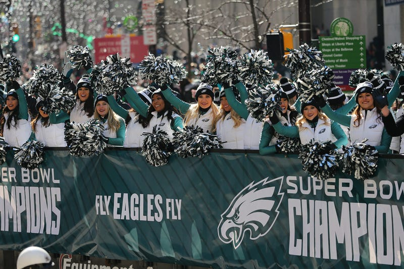 Eagles Victory Parade