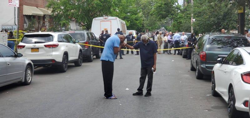 Brooklyn double shooting