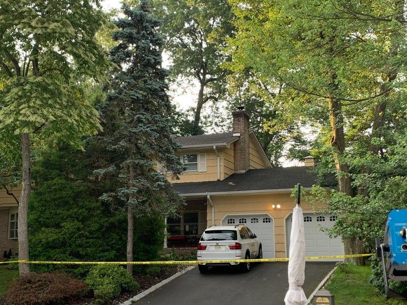 Esther Salas home after shooting