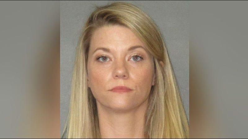 Hot Teacher Arrested