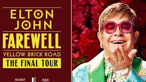 CONCERT: Elton John