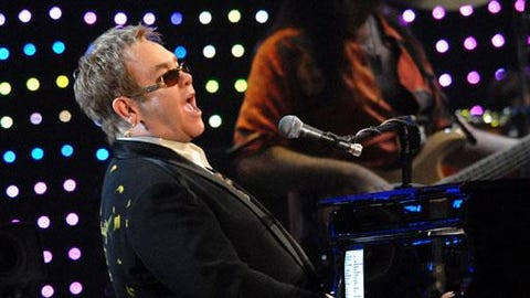 Elton John: Club Level Seating