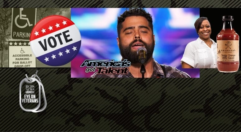 Rising Country music star Sal Gonzalez talks Wounded Warrior Project and his new album Heroes