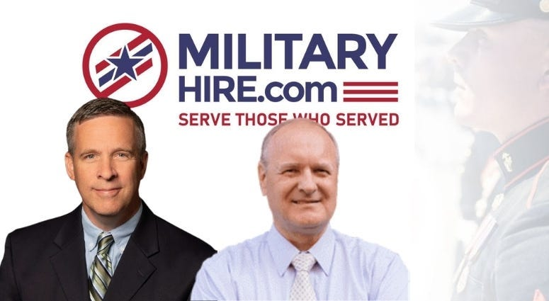 MilitaryHire.com has job listings and career training for veterans