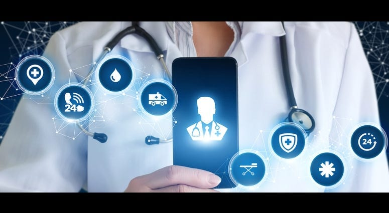 We talk VA telehealth appointments with Dr. Neil Evans