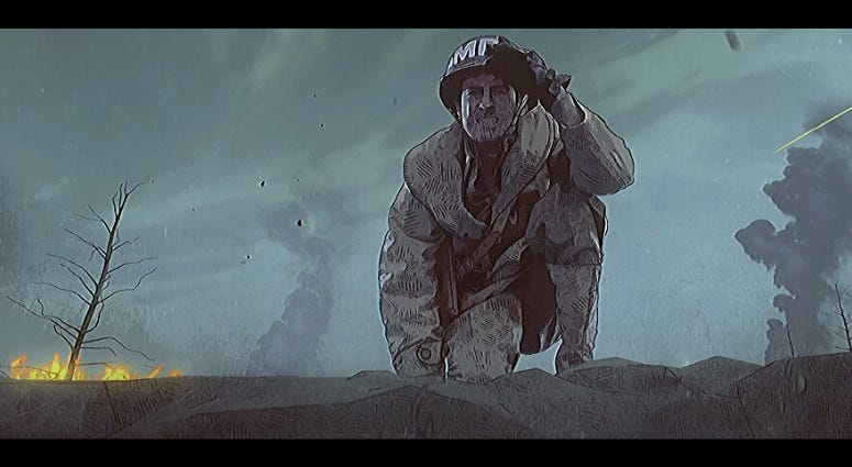 Alex Kershaw's WWII book The Liberator will become an animated series on Netflix
