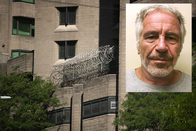 Jeffrey Epstein Metropolitan Correctional Center