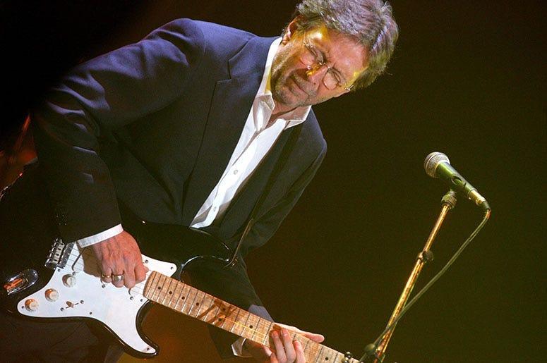 Eric Clapton, Classic Rock, Icons