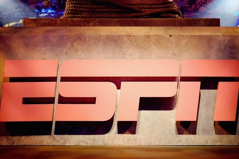 The ESPN logo