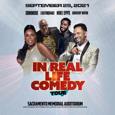 mike epps real life comedy tour