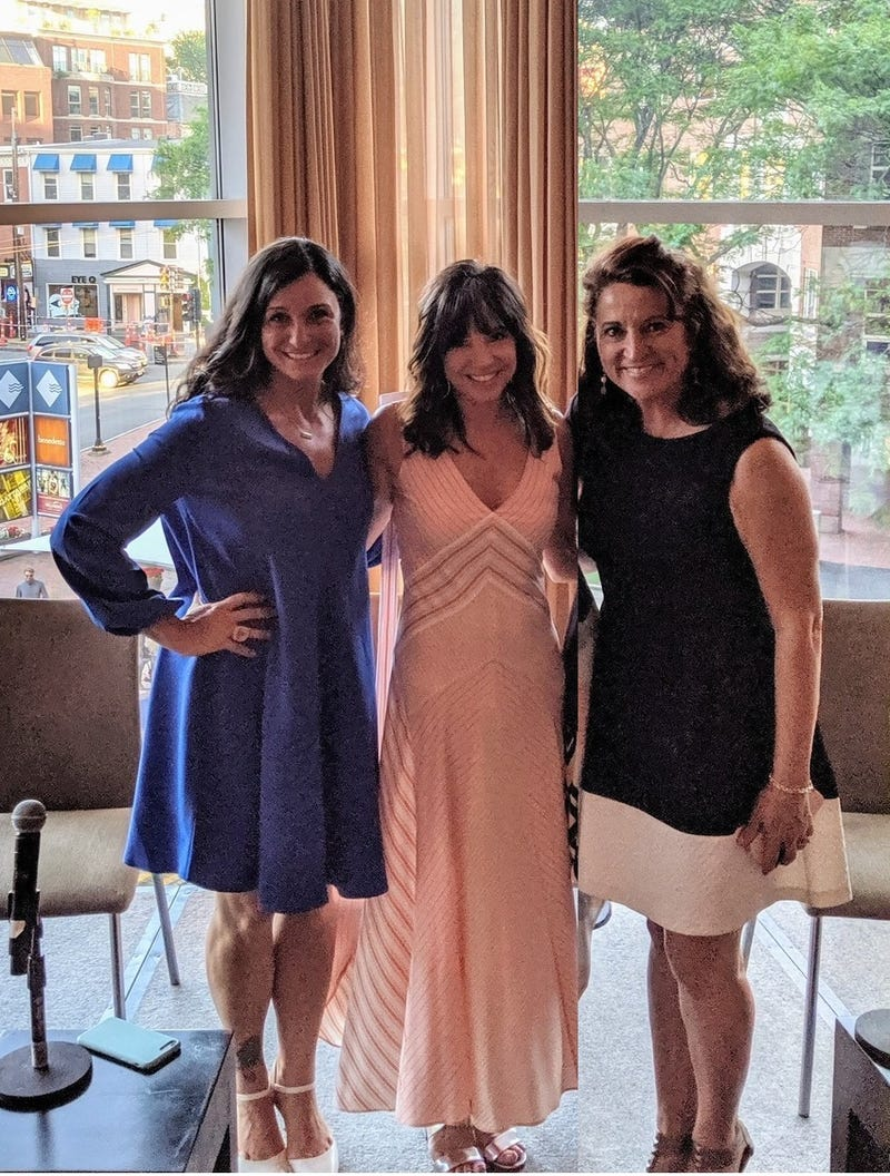 Kendra Petrone, Kristin Canty and Sue Tabb (c. 2019)