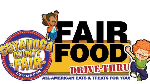 Cuyahoga County Fair-Fair Food Drive Thru