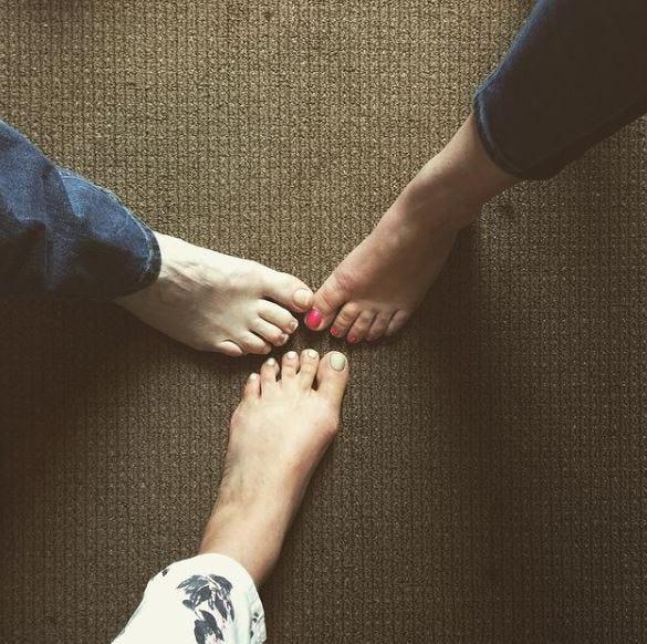 The Morning MAGIC Feet