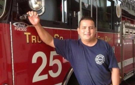 Mario Araujo | Chicago Fire Department