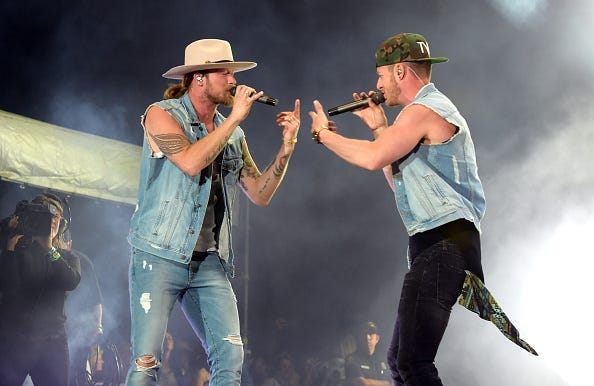 Florida Georgia Line, Country Music, Duo, Justin Bieber,