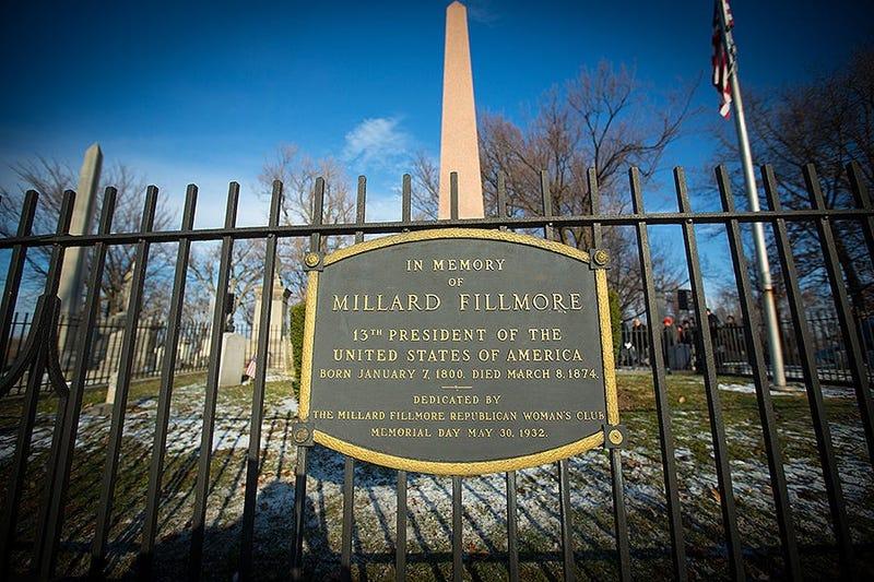 Millard Fillmore UB Memorial