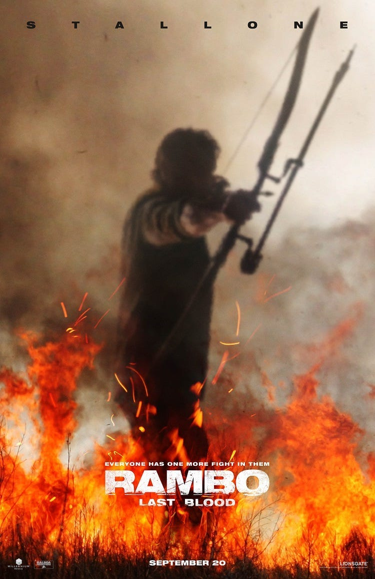 Rambo En México Contra Traficantes, En Nuevo Avance De La Película