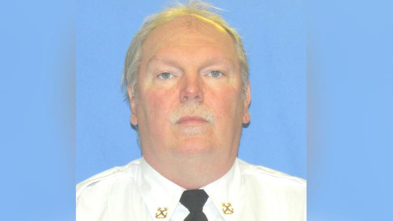 John Evans, 37-year veteran of the Philadelphia Fire Department