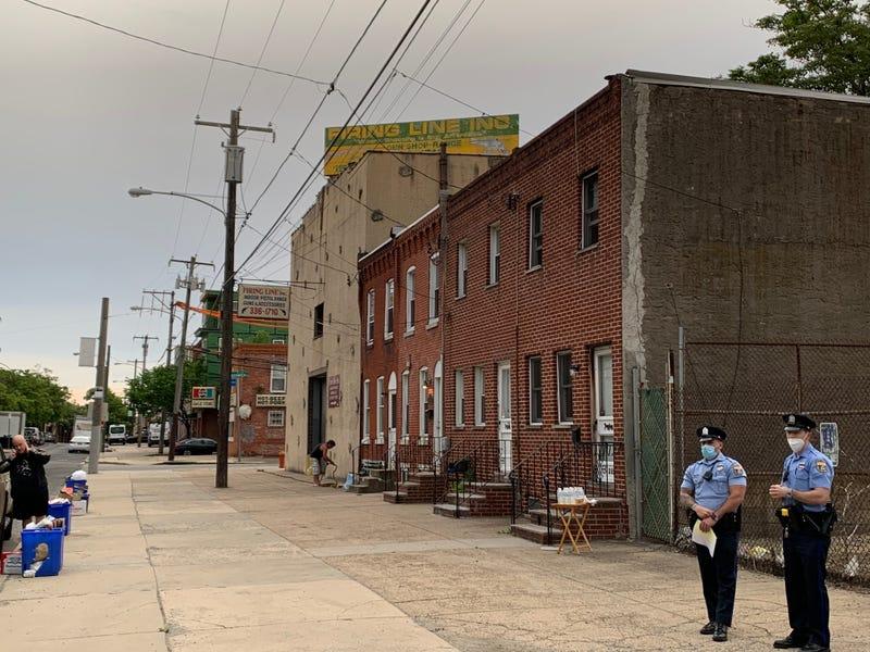 Firing Line gun shop in South Philadelphia