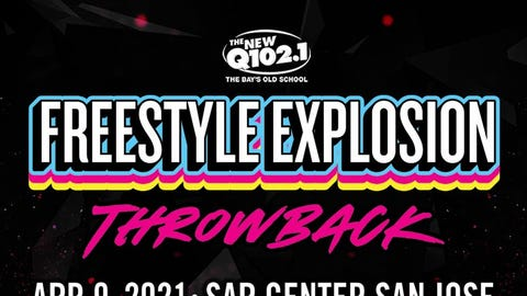 Freestyle Explosion RESCHEDULED DATE