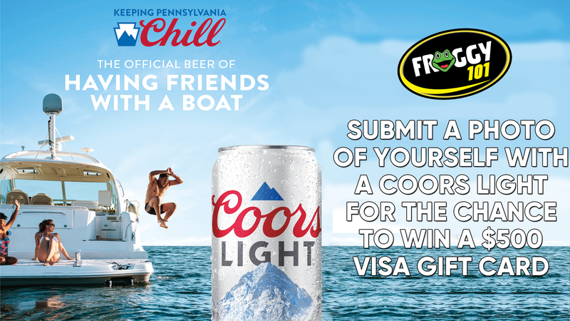 Coors Light Friends with Boats 3