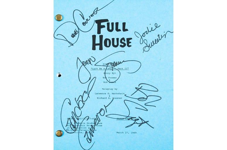 Full House Script