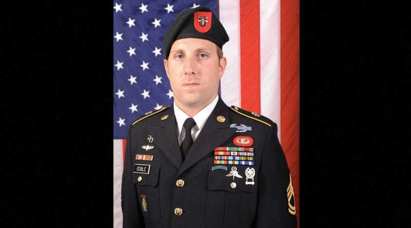 Sgt. 1st Class Michael James Goble