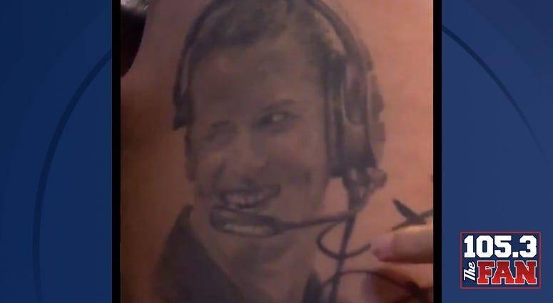 Jason Garett Tattoo