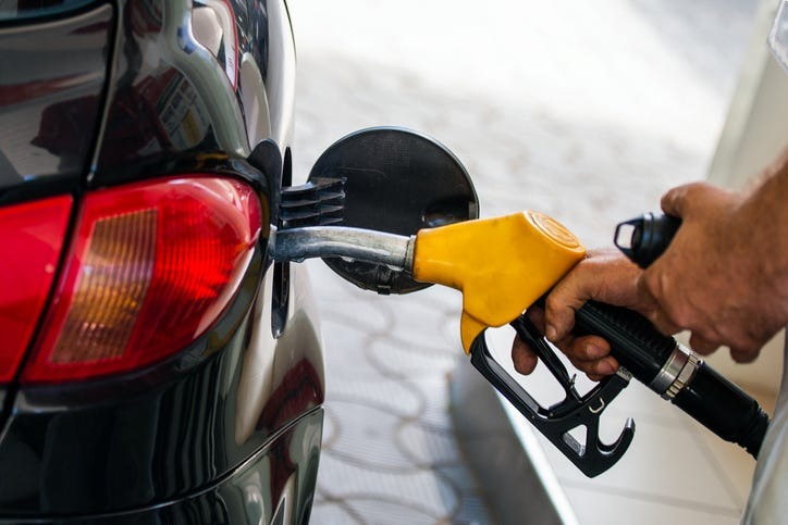 Gas prices in Michigan are on the rise