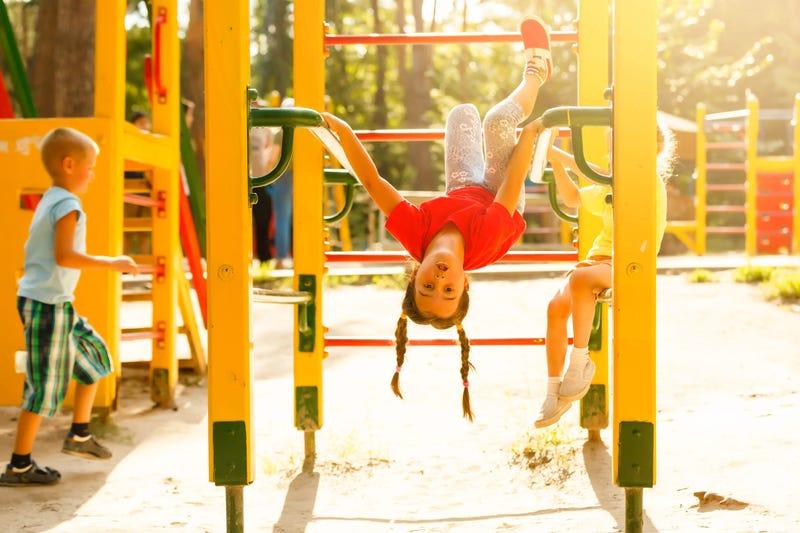 Recreation Center, Playground