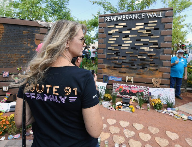 Southern Nevada came together Thursday morning to remember the victims of the Route 91 Harvest Festival shooting on the 3rd anniversary of the event.