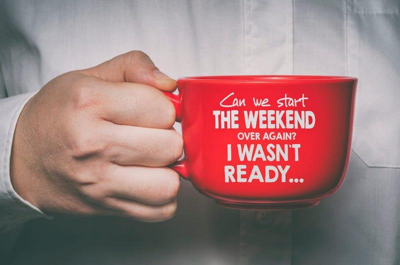weekend, recap, fun, plans