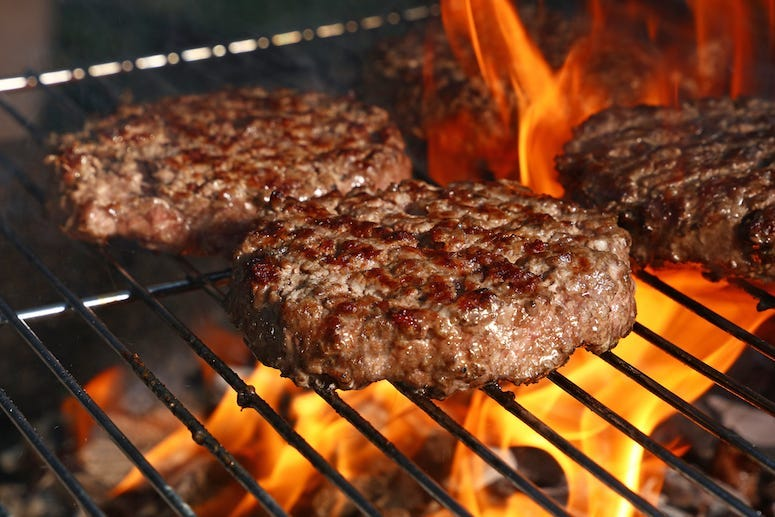 Top Chefs Warn To Avoid Cooking Burgers On The Grill