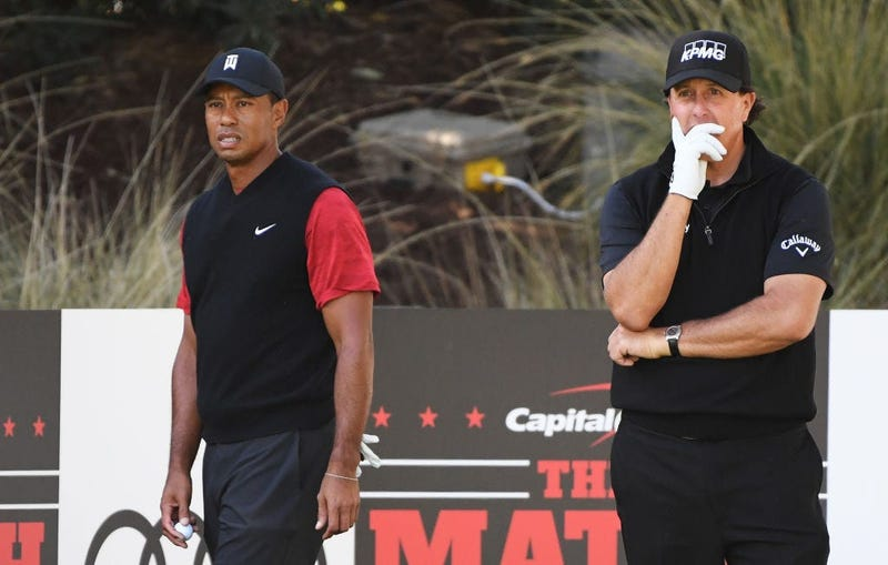 Ratto: Tiger King, Tiger and Phil