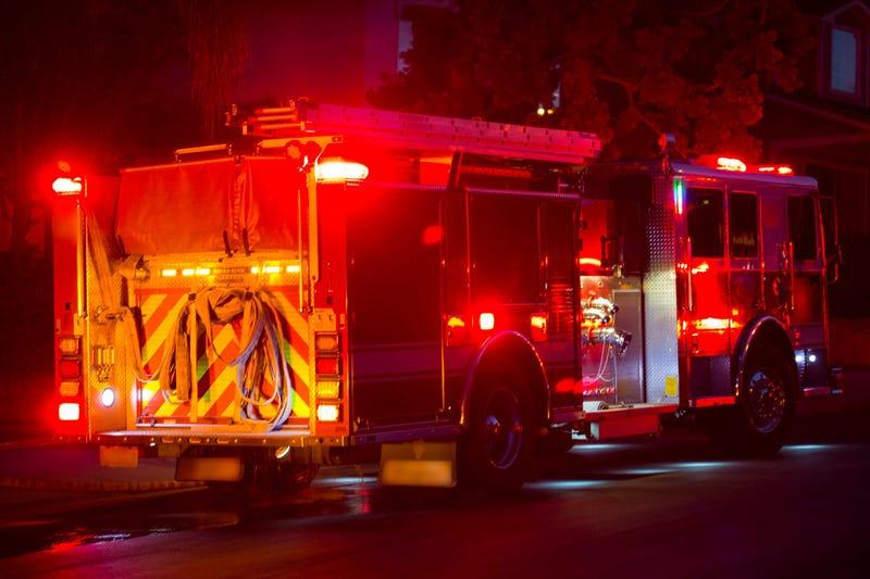 Fire Truck, Fire Department