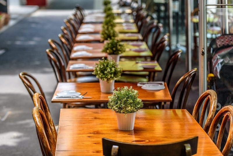 Sonoma County Advances Reopening By Allowing Outdoor Dining