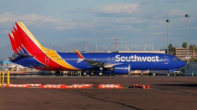 Southwest Airlines planes