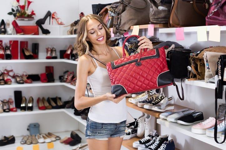 Purse Shopping