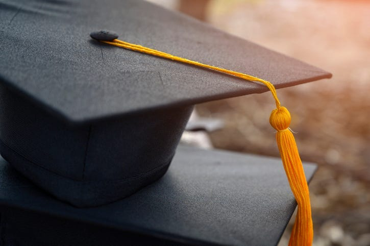 Graduation Cap - Getty Images