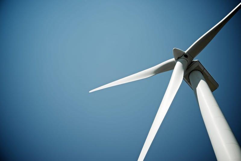 Wind farm in Nemaha County supplying power to KU