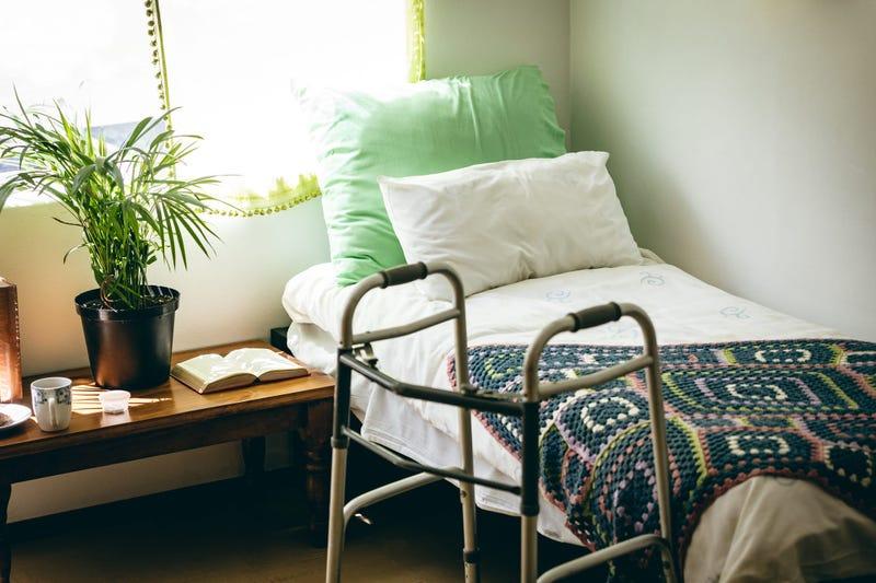 Nursing Home Or Senior Living Facility