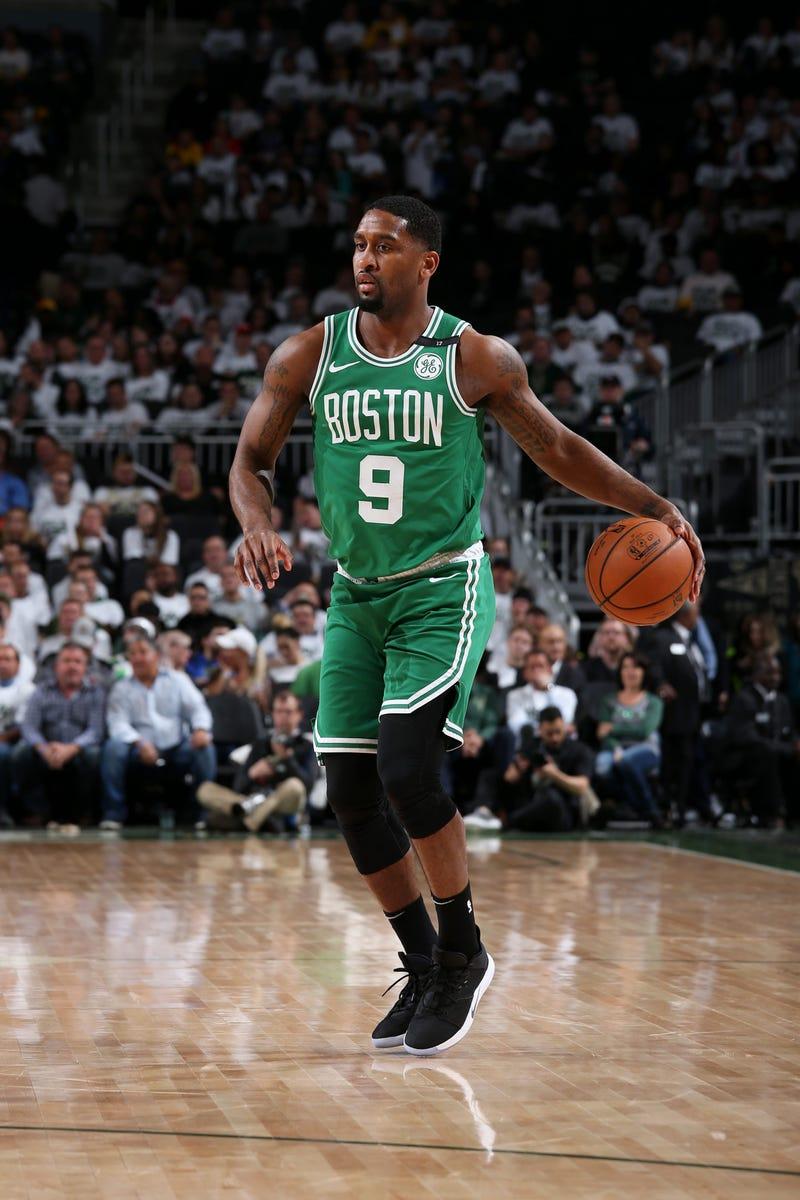 Celtics guard Brad Wanamaker